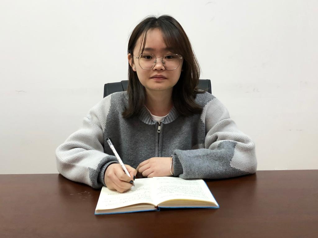 杨昱妍和她的梦想之路